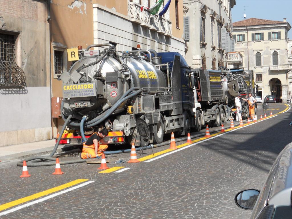 Cacciatori, Spurgo, Svuota, Pozzi Neri Verona